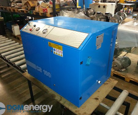Compressore a pistoni silenziato DGM CS 100