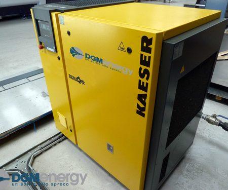 Compressore a vite silenziato KAESER ASK 35