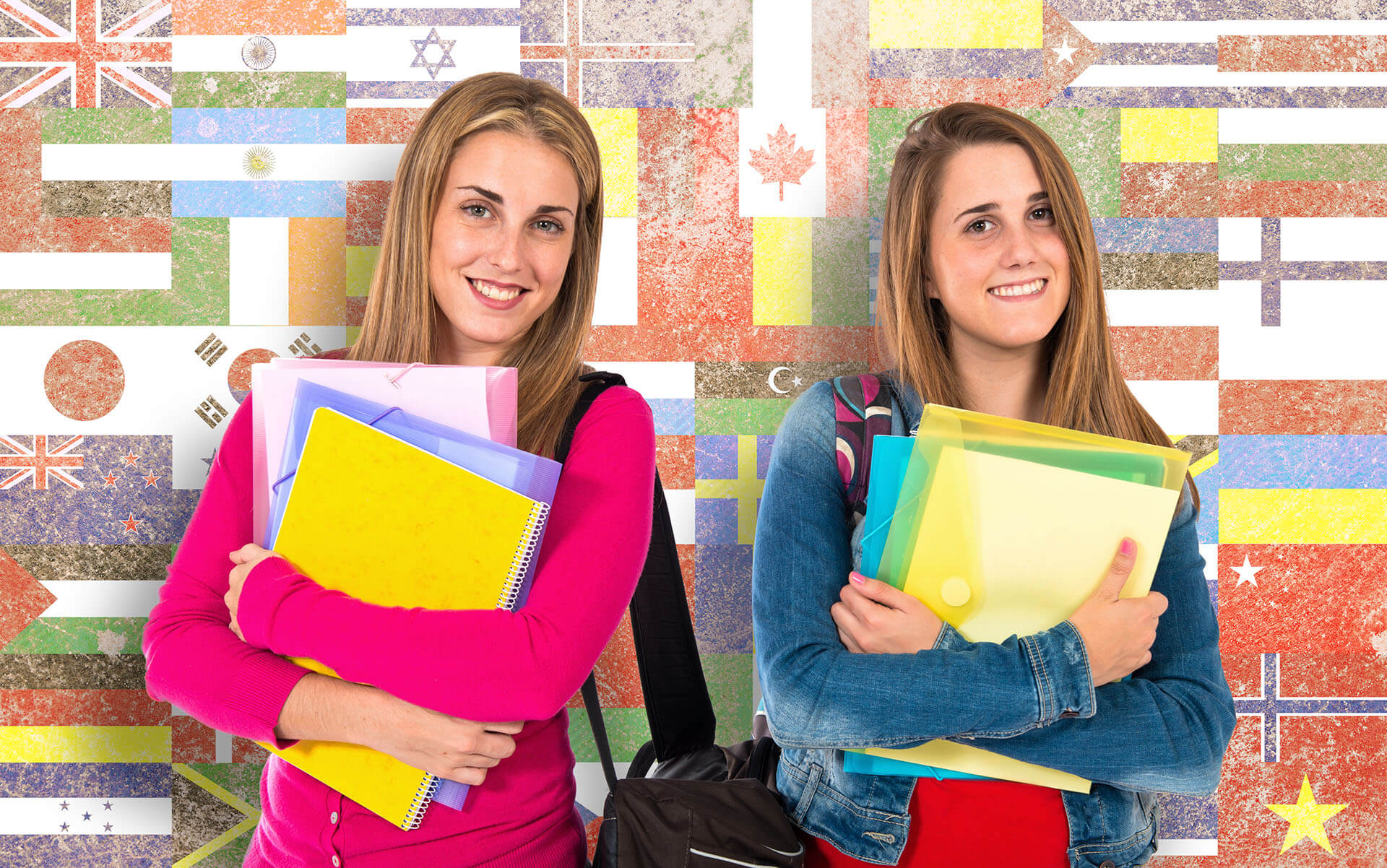 8 Borse di studio parziali per programmi all'estero